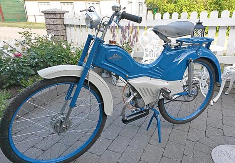 Львовские мопеды МВ-044, МП-043  мопеды, техника, транспорт