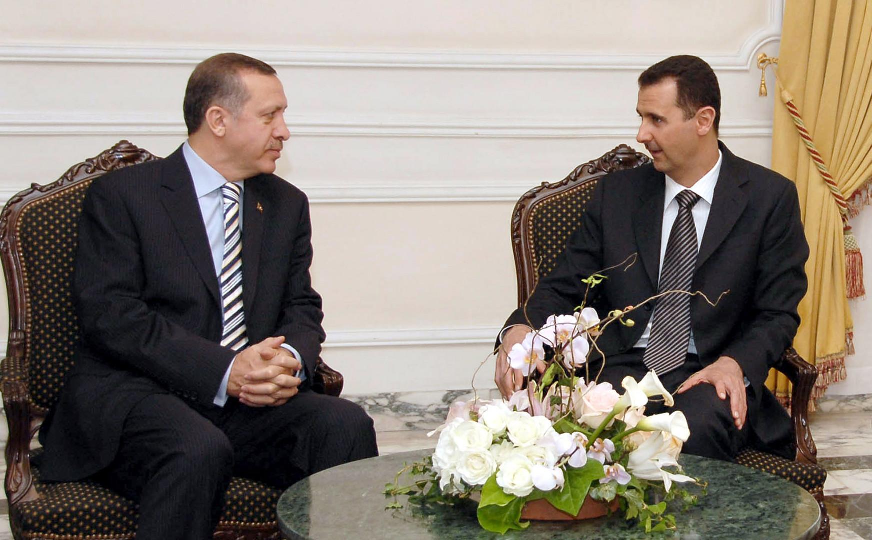 Асад обвинил Эрдогана в подстрекательстве конфликта в Карабахе Политика