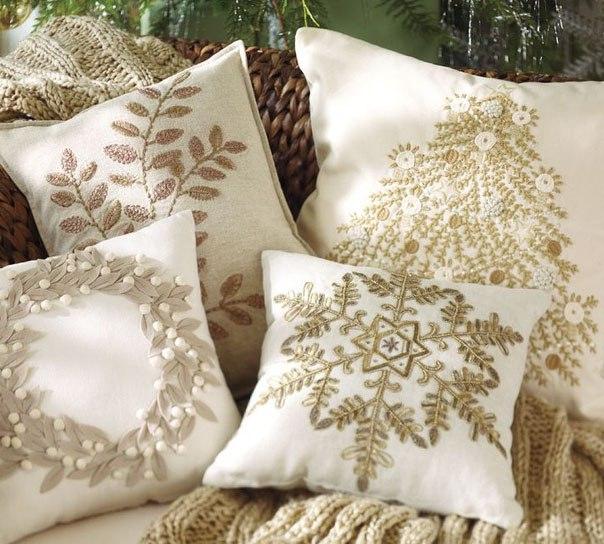 Применяем декоративные подуш…