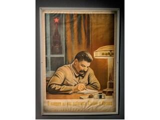 Как Сталин общался с народом история