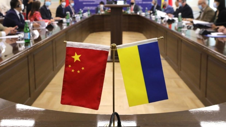 Украина рассчитывает на сотрудничество с Китаем в противостоянии с Россией Политика