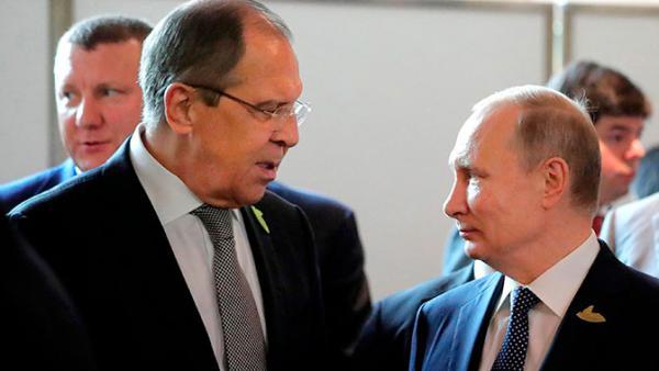 В Кремле прокомментировали сообщение об отставке Лаврова