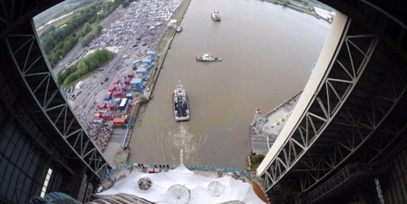 Корабль нарекли именем AIDAnova AIDAnova, carnival, ynews, германия, корабль, лайнер, мир, новости
