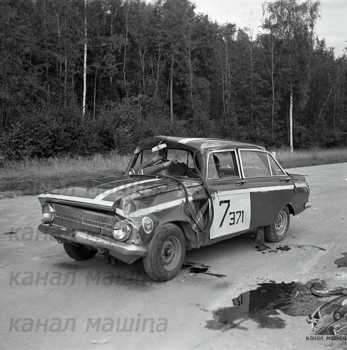 Советские краш-тесты: «Москвич 412″ автомобили, москвич 412