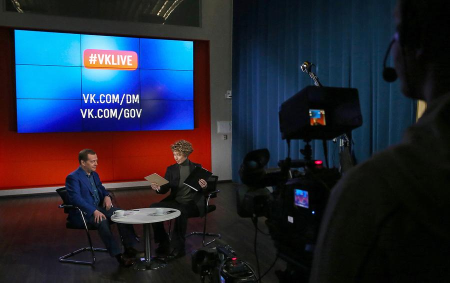 Еще несколько слов по поводу интервью Медведева