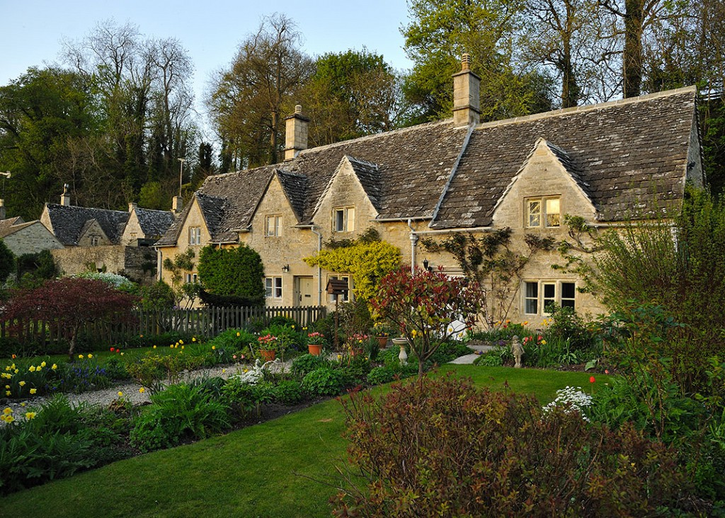можно использовать фото красивых английских деревень его