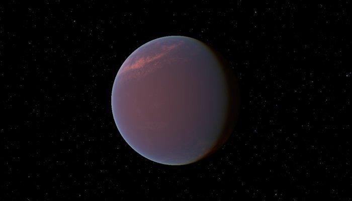 3. GJ 1214 b - кругом вода вселенная, интересное, космос, подборка, экзопланета