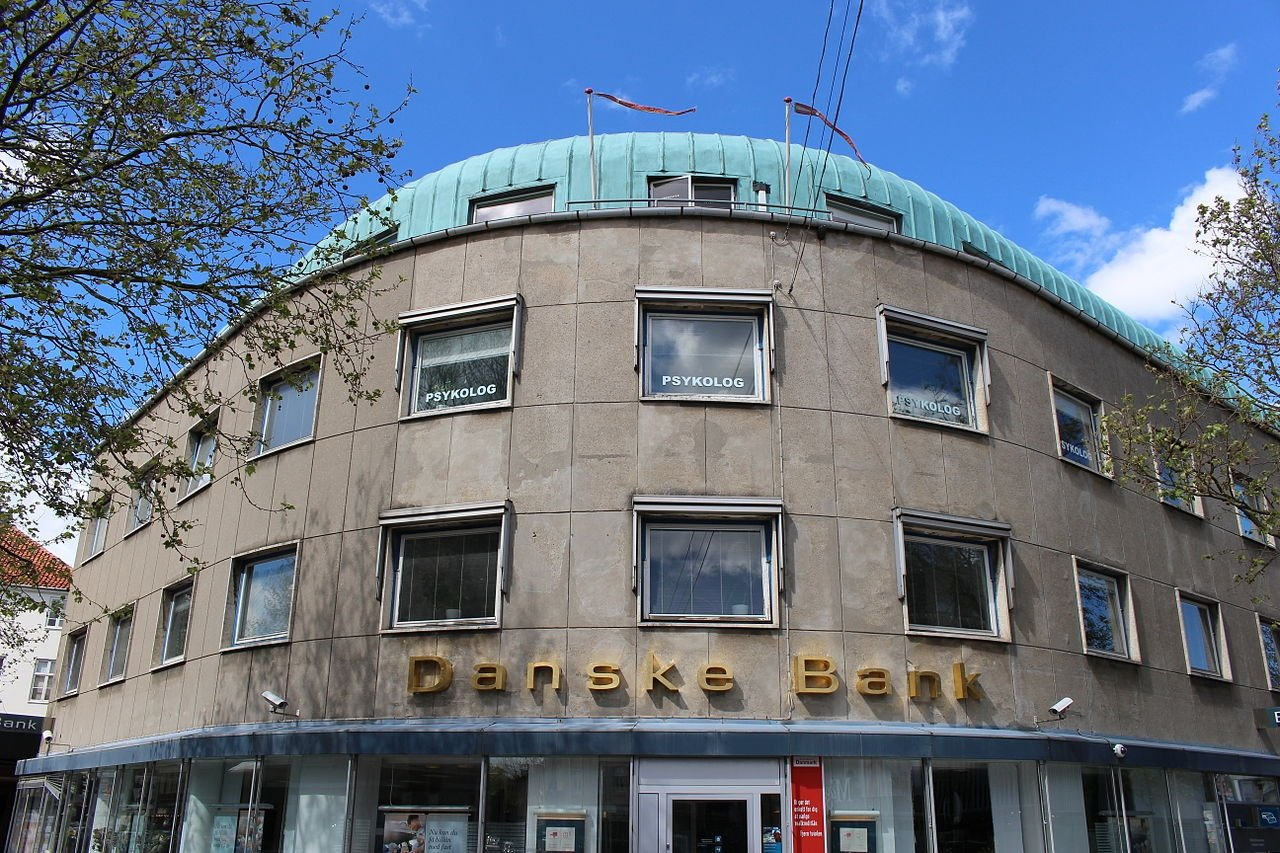 Danske Bank уходит из России…