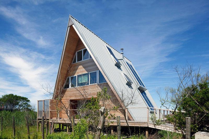 Треугольные дома: примеры, особенности проекта