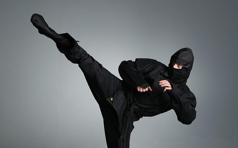 Приёмы ниндзя, о которых мало кто знает