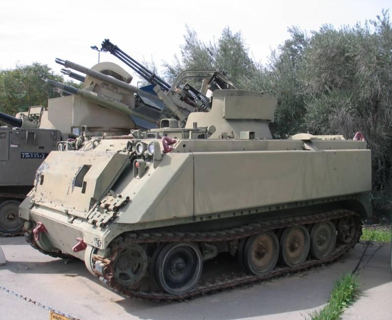 Зенитный ракетно-пушечный комплекс «Махбет»  оружие