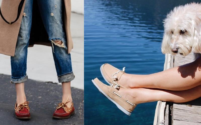 какая обувь модная в 2018