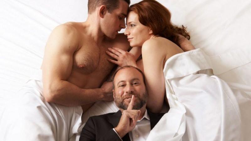 Хороший «левак» укрепляет брак! А если укреплением занялась жена?