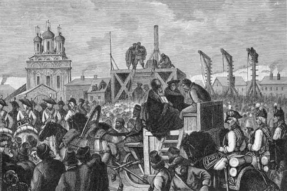 Восстание Пугачёва – локальный бунт или трёхлетняя война с остатками Тартарии?