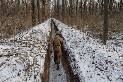 В ДНР заявили о массовом бегстве украинских военных