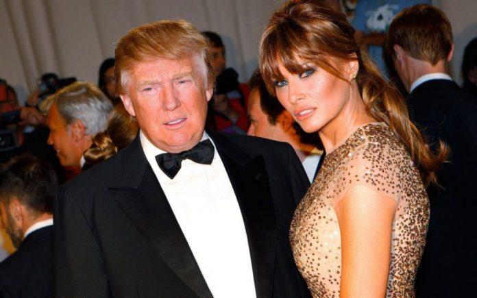 Теперь стало понятно, почему Меланья Трамп до сих пор не развелась с Трампом