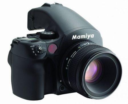 Зеркальный фотоаппарат Mamiya DM40 стоимостью 22000 долларов