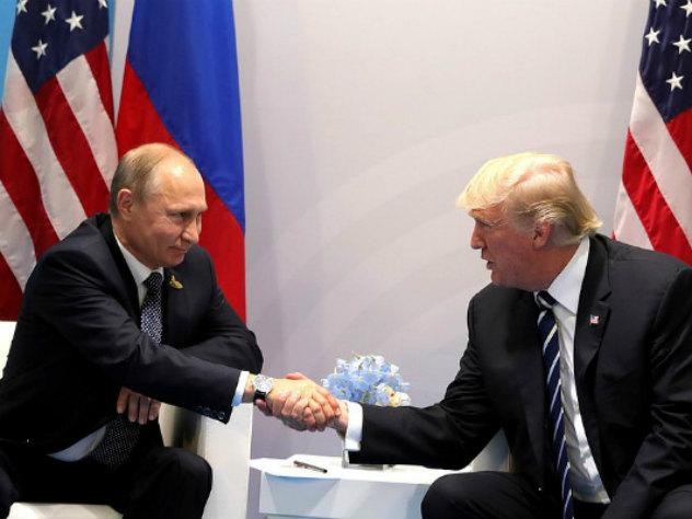 Источники раскрыли дату встречи Путина и Трампа