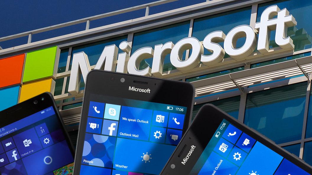 Почему могущественная Microsoft провалилась в мобильном мире