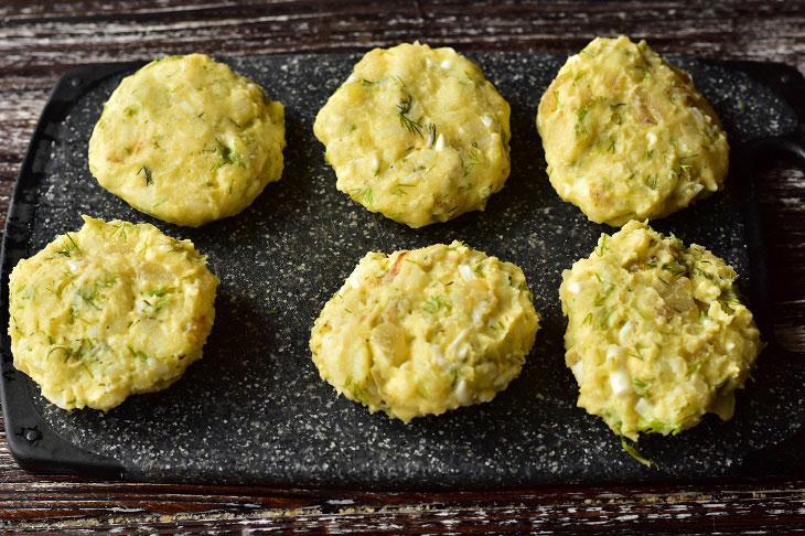 Удивительные котлеты без мяса — рецепт-находка для любителей овощных блюд котлеты,кулинария,овощные блюда