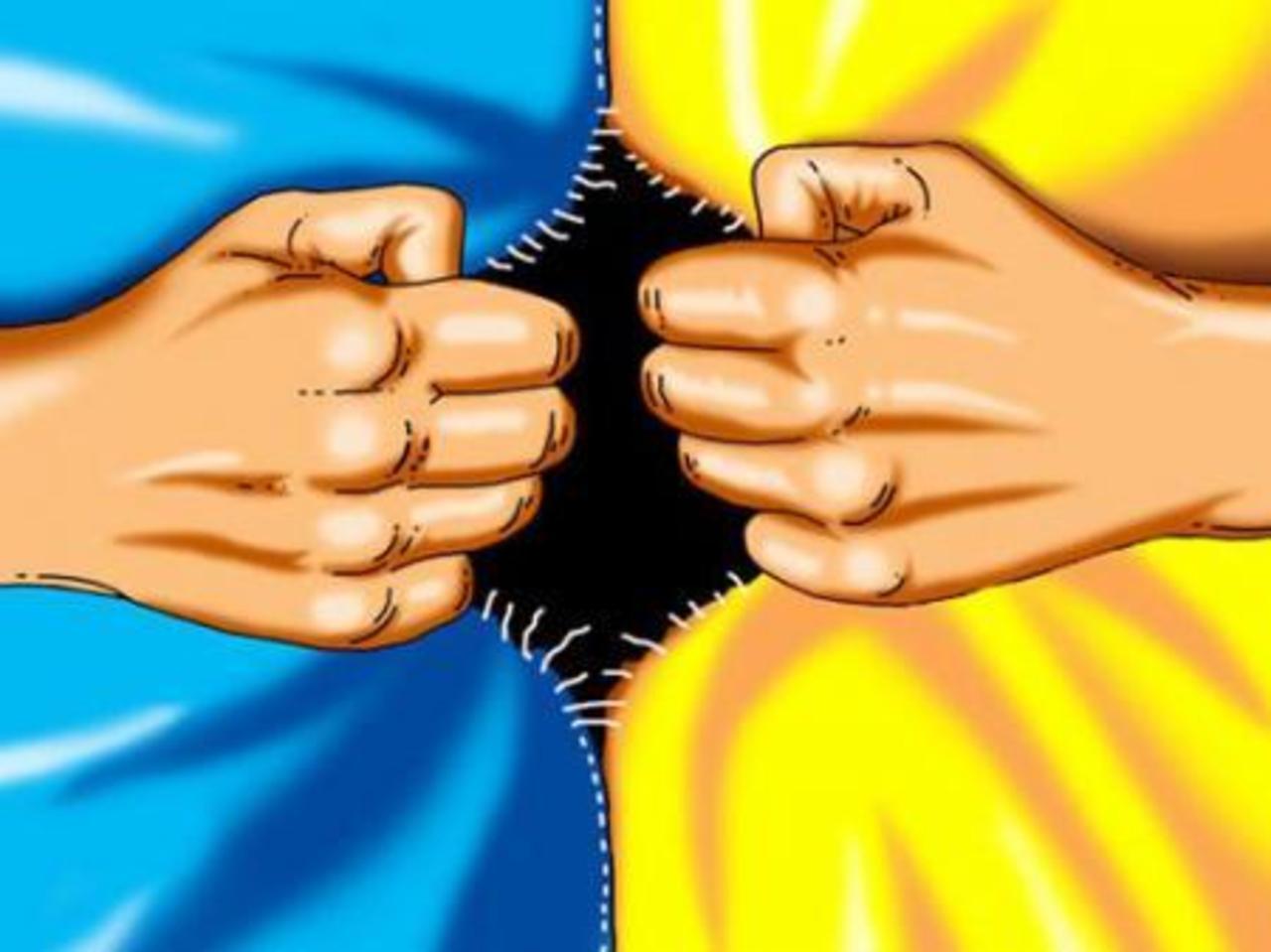Вторая серия украинского «сериала»: пещерный национализм набирает обороты