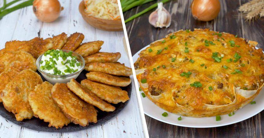 Блюда из белокочанной капусты: отличная основа для вкусного и сытного обеда