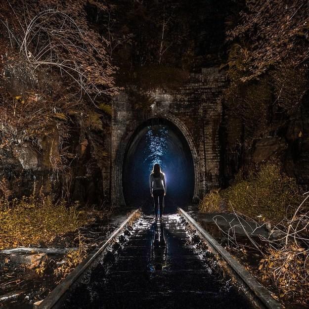 17 мест, похожих на портал в волшебный мир