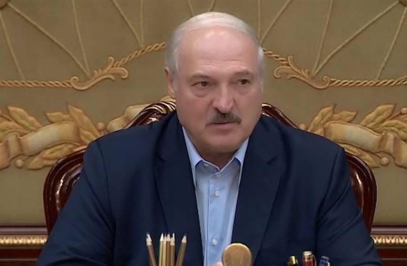 Лукашенко сделал несколько заявлений по поводу скандала вокруг «вагнеровцев» Новости