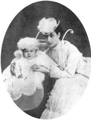 Как рожали русские императрицы