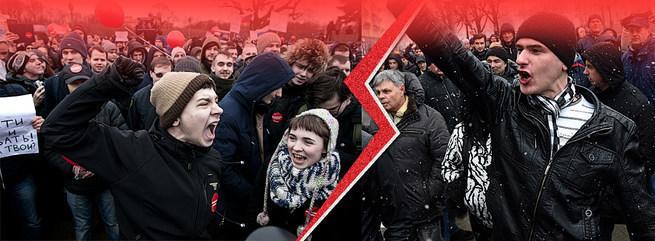 Путин-2018, «спящие» проснулись - ЧВК Вагнера, Олимпиада, Грудинин, АН-148