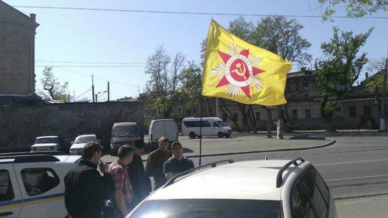 112: арестованному с советской символикой одесситу грозит до 5 лет тюрьмы