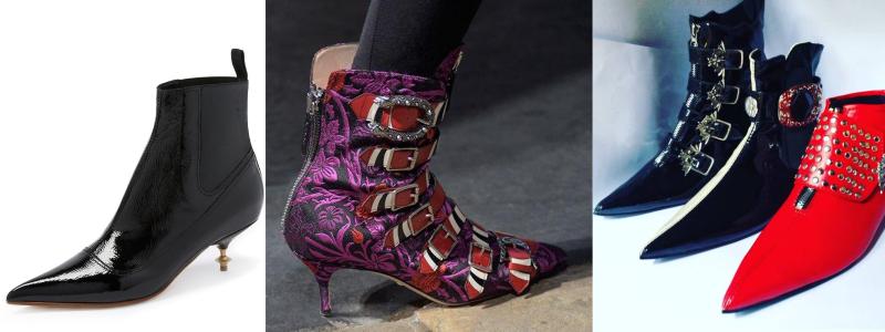 какая женская обувь сейчас в моде