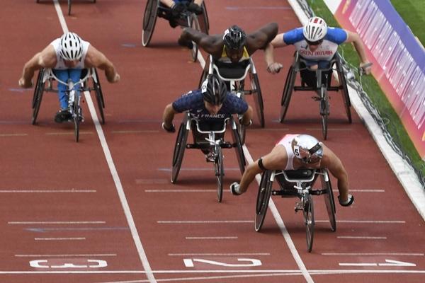 Паралимпийский комитет Росси…