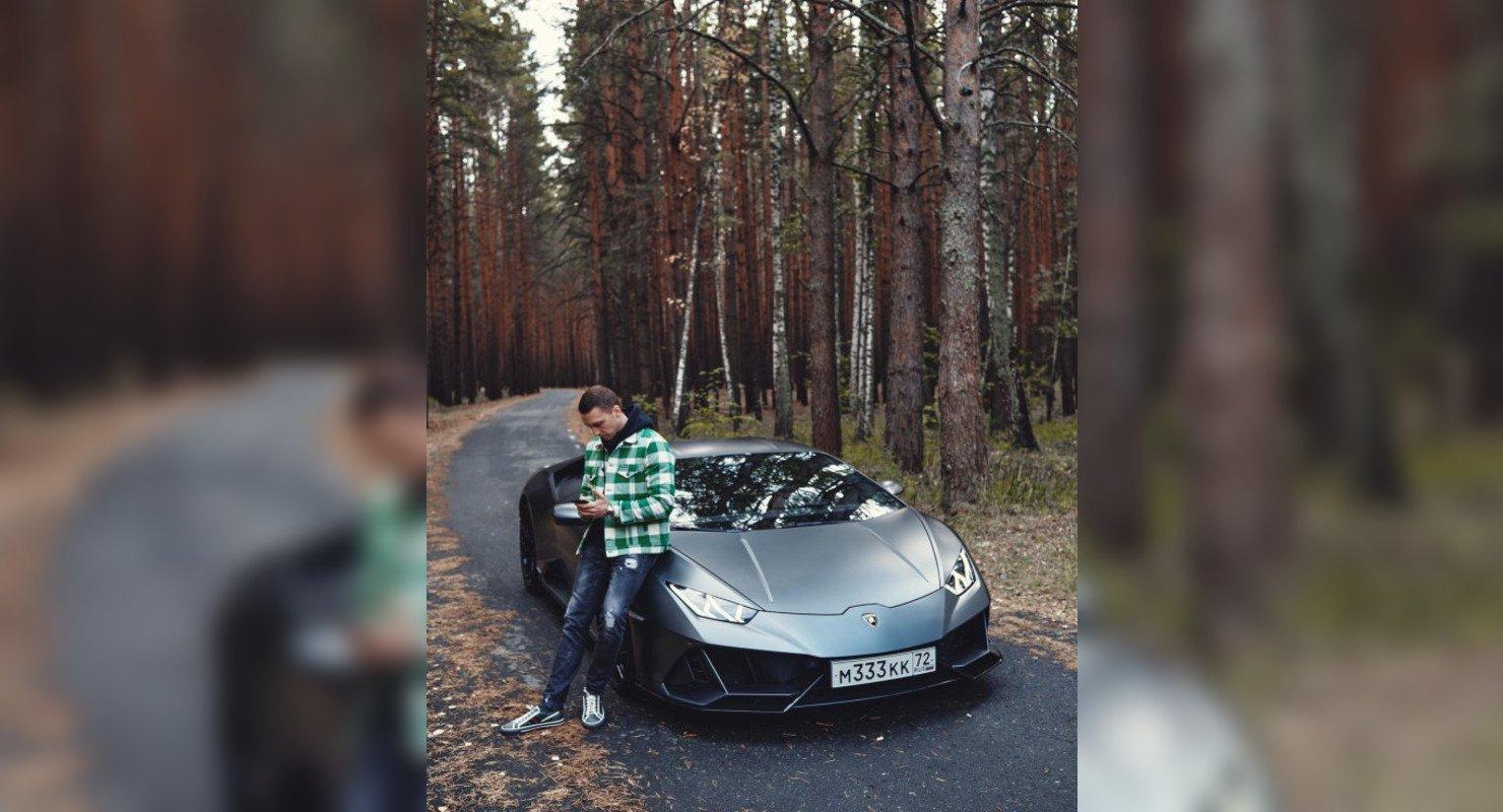 Тюменец выставил на продажу Lamborghini за 25 миллионов Автомобили