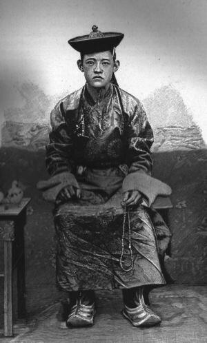 Образование государства монголов в 1911 году история
