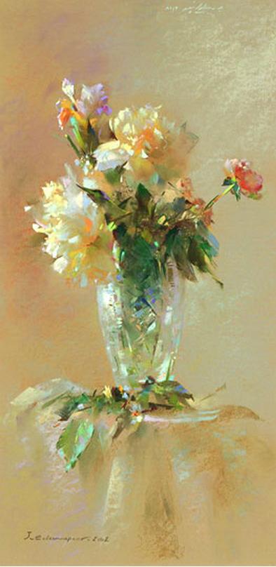Семён Хмелевской. Цветы – остатки рая на земле