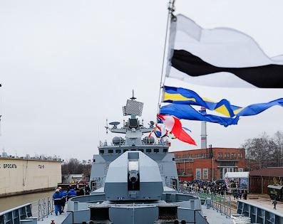 Черноморский флот бессилен противодействовать ВМС США