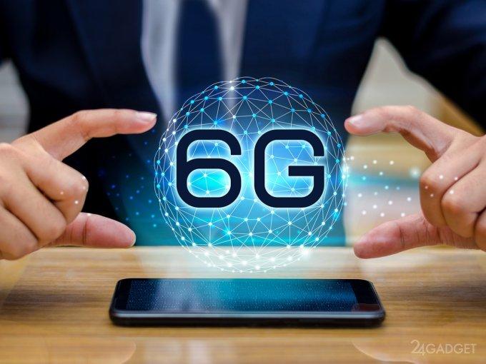 6G обеспечит связь под водой