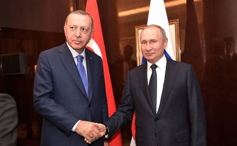 От Сирии до Карабаха: Почему Путин терпит все выходки Эрдогана Новости