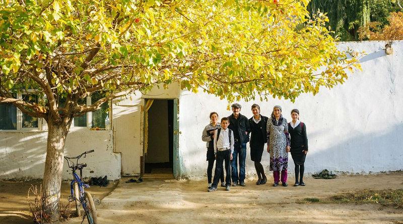 Как живут таджики у себя на родине
