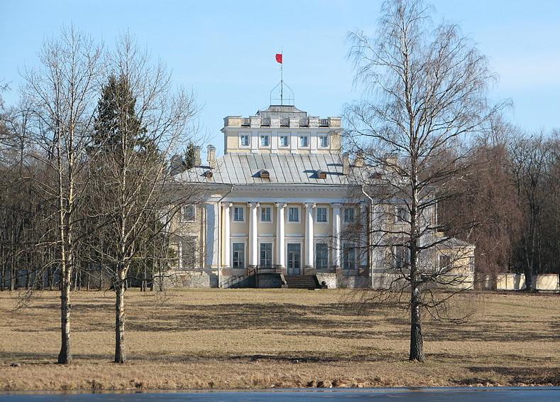 В Кащенко на экскурсию