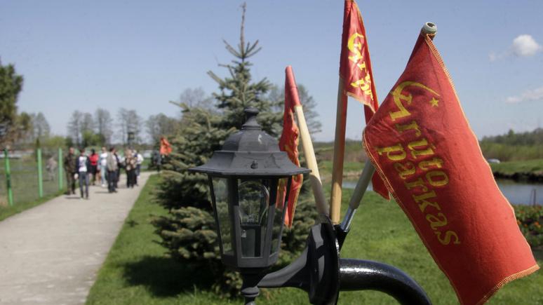 Литва: Мы одержали победу над «неприглядным» советским прошлым