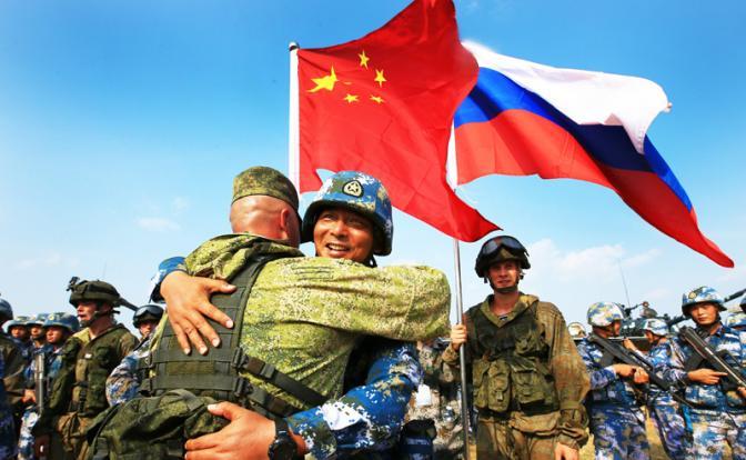 Китай — Россия: Запад в шоке от военного союза Москвы и Пекина