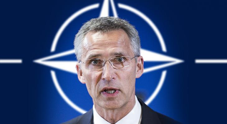 """Столтенберг: НАТО должно стремиться к """"убедительному устрашению"""" России"""