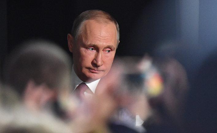 Путина осудили за высказывание о том, что в американские выборы могли вмешаться евреи