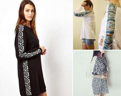 Как расширить одежду: вариан…