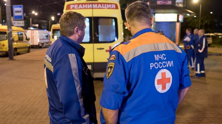 Тело ребенка нашли под завалами разрушенного дома в Ельце Происшествия