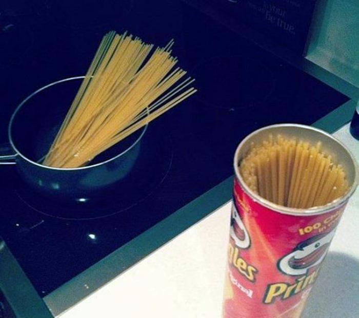 Емкость для спагетти.