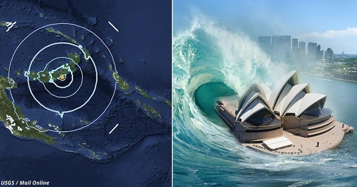 Туристы в панике: Бали и Гвинею трясут землетрясения, Австралия - следующая