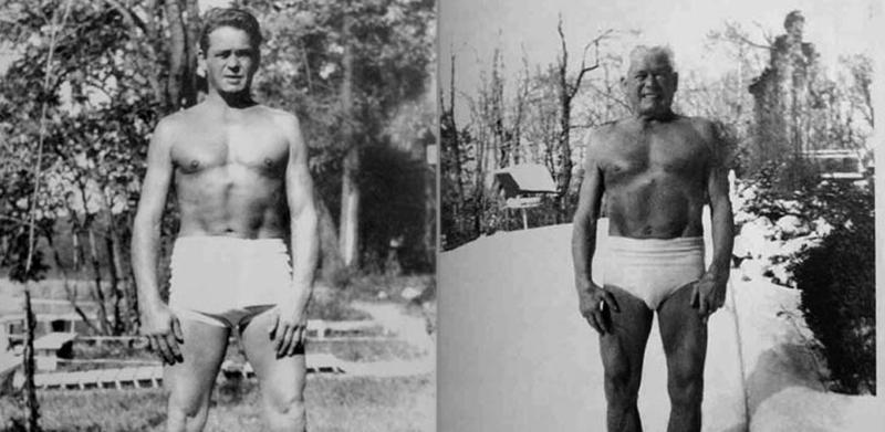 Йозеф Пилатес: Расцвет человека должен приходиться на возраст 70+